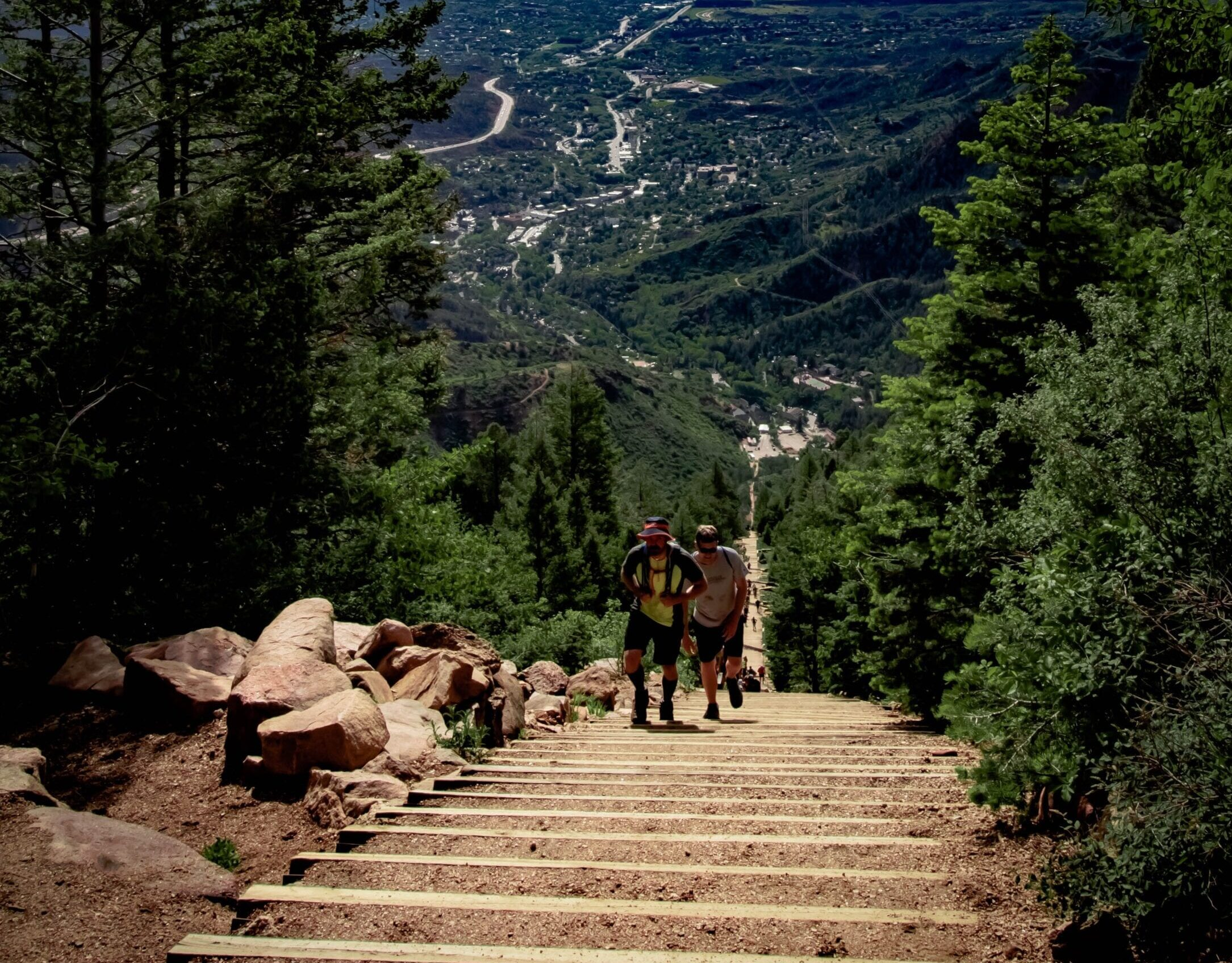 The Incline Manitou Springs