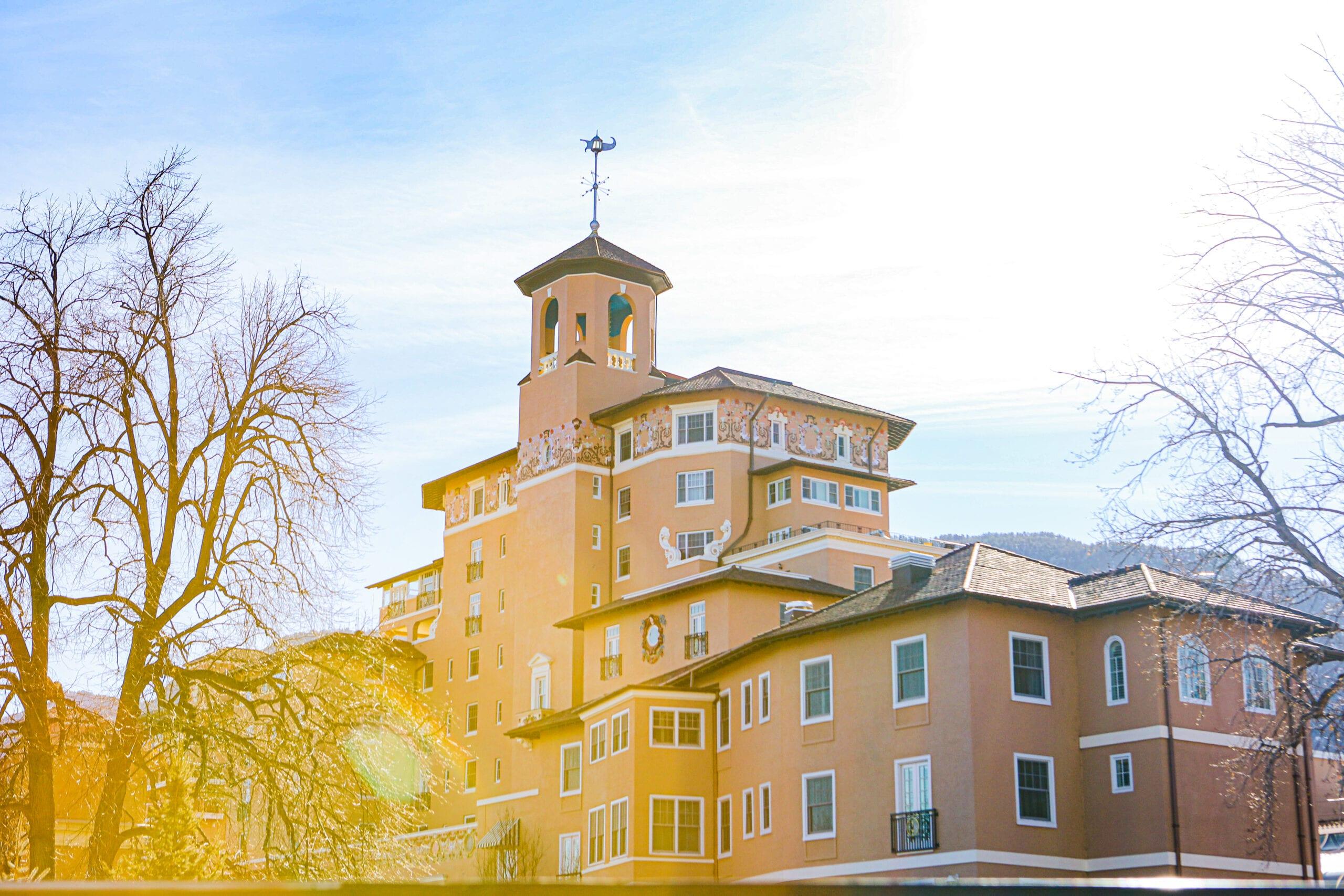 Broadmoor Colorado Springs