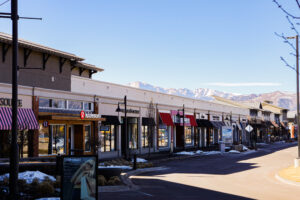Shopping in Colorado Springs